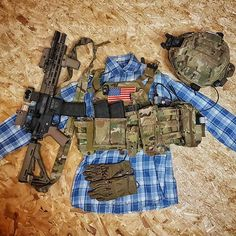 Tacticool loadout