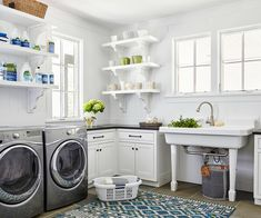Small Storage, Storage Room, Diy Storage, Small Shelves, Storage Shelves, Storage Ideas, Small Laundry, Laundry In Bathroom, Laundry Rooms