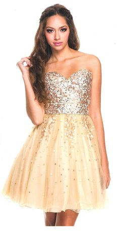 Homecoming DressesEvening Dresses under $1202837Bright Idea!