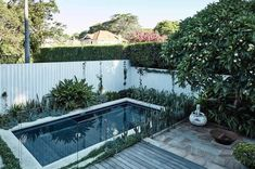 Landscape Projects by Harrison's Landscaping, Sydney NSW Landscaping With Rocks, Pool Landscaping, Pool Landscape Design, Garden Design, Landscape Architecture, Pool Cost, Swimming Pools Backyard, Pool Designs, Cool Pools