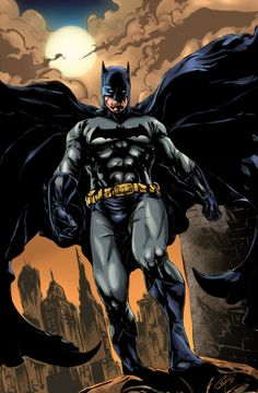 Im Batman by ~wordmongerer on deviantART