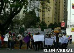Realizan embudo informativo en Los Samanes - Caracas