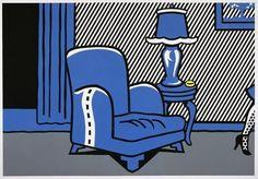 Interiors by Roy Lichtenstein