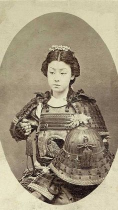 Female Samurai Warriors Immortalized in 19th Century Japanese Photos | Open Culture