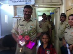 Visit To The Police Station
