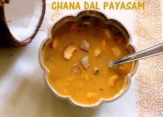 Chana dal kheer Recipe by Charus Cuisine on Plattershare