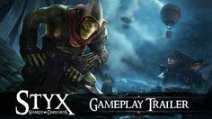 Styx: Shards Of Darkness - Gameplay Trailer https://www.youtube.com/watch?v=q_ZKlcNI9FU