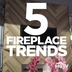 Fall Fireplace Trends