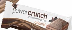 FREE Power Crunch Protein Snack Bar on http://hunt4freebies.com