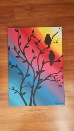 New Dancing Couple Art Painting Ideas Simple Canvas Paintings, Oil Pastel Paintings, Oil Pastel Art, Small Canvas Art, Mini Canvas Art, Easy Acrylic Paintings, Oil Pastel Crayons, Watercolor Art Paintings, Easy Canvas Painting