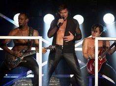 Ricky Martin MAS Tour México D.F.