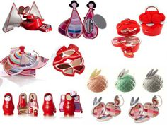 beautiful PUPA Milano cosmetics palette