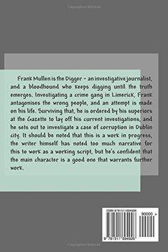 Digger: An original TV pilot episode: Volume 1 The Gazette, Digger, Scripts, Investigations, Pilot, Police, The Originals, Tv, Television Set