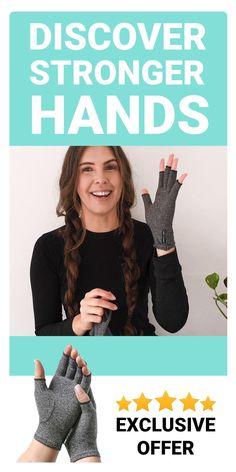 Arthritis Gloves, Arthritis Hands, Arthritis Remedies, Rheumatoid Arthritis, Health Tips, Health Care, Ear Health, Health Heal, Sore Hands