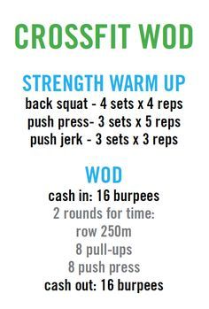 crossfit workout (WOD) ~ Re-Pinned by Crossed Irons Fitness