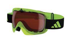My new Google !   Adidas Eyewear ID2 Pro Transparent neongreen.  Thanks Adidas Eyewear Benelux for sponsoring
