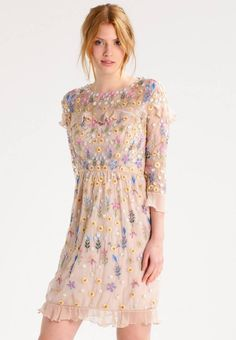Needle & Thread Cocktail dress / Party dress - petal pink for Free delivery for orders over Needle And Thread, Fabric Material, Capsule Wardrobe, Pretty In Pink, Your Style, Party Dress, Clothes For Women, Formal Dresses, Casual
