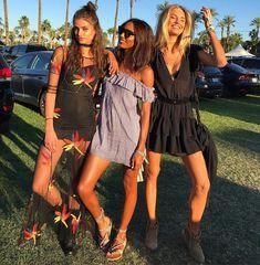Taylor Hill, Jasmine Tookes & Romee Strijd