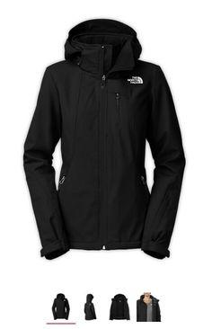 Jacket # 2, winter coat but too plain