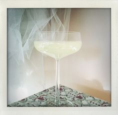 Pisco Sour from Chile.