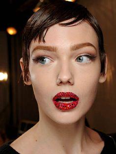 Labios de fantasía de Christian Dior