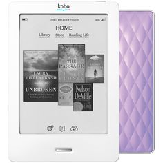 Kobo Touch Lilac by Kobo | chapters.indigo.ca