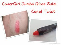@COVERGIRL Lip Perfection Jumbo Gloss Balm Review