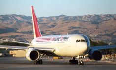 ABX Air Boeing 767-200 freighter