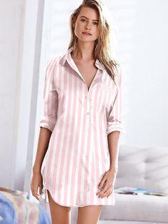 The Mayfair Sleepshirt - Victoria s Secret Maternity Sleepwear 18cce8acc