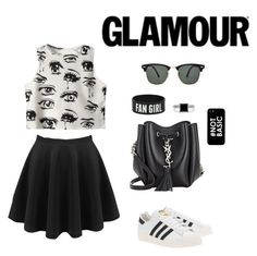 """""""""""Black and White"""" theme"""" by maxigirl101 on Polyvore"""