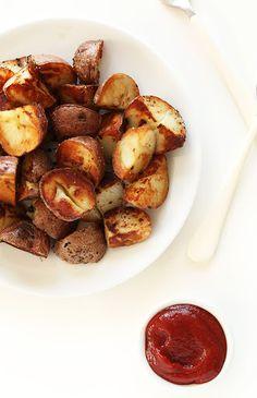 Best Ever Vegan Breakfast Potatoes