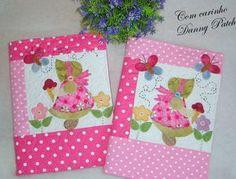 Capas pra enfeitar cadernos ou agendas. As cores e aplicações podem variar de acordo com a sua preferência. *unidade