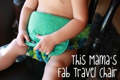 Tutorial:+This+Mama's+Fab+Travel+Chair+|+This+Mama+Makes+Stuff