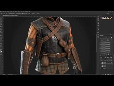 Lunch & Learn #4: Texturing Armor in Substance Painter - YouTube