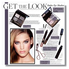 """Get the Look: Ombre Eye Shadow"" by that-chic-girl ❤ liked on Polyvore featuring beauty, Charlotte Tilbury and ombreeyes"