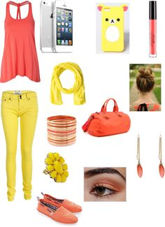 """""""Lacey's carnival date outfit"""" by kpthatsme ❤ liked on Polyvore"""