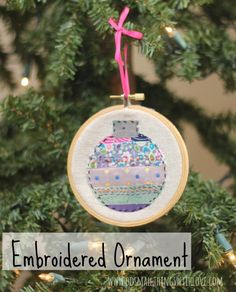 50 DIY Christmas Ornaments