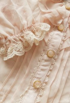 Dainty and Delicate Lace Sleeves Designs For Dresses, Sleeve Designs, Rose Pale, Estilo Real, Princess Aesthetic, Linens And Lace, Girly Girl, Girly Things, Pretty In Pink