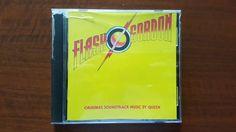 Queen – Flash Gordon (Original Soundtrack Music) CD EU 0777 7 89499 2 3 CDPCSD