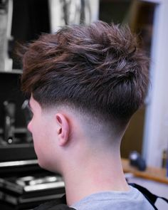 Fade Haircuts For Men – – Fade Haircuts For Men – Related posts: Mohawk Fade Hairstyles For Men Teen Boy Haircuts, Hairstyles Haircuts, Haircuts For Men, Best Short Haircuts, Haircut Short, Office Hairstyles, Anime Hairstyles, Stylish Hairstyles, Hairstyles Videos