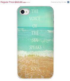 Christmas In July SALE Iphone Case  Beach by SevenElevenStudios, $22.40