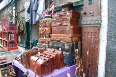 Portobello Market / London / England
