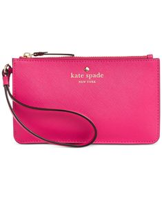 kate spade new york Cedar Street Slim Bee Wristlet - Handbags & Accessories - Macy's