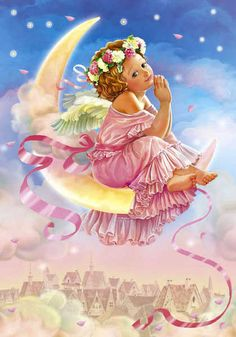 ilustraciones hermosas de angeles - Buscar con Google
