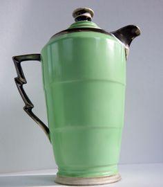 Art Deco Coffee Pot