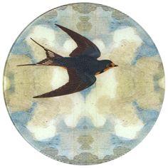 John Derian Company Inc — Swallow in Flight (Flying Right)