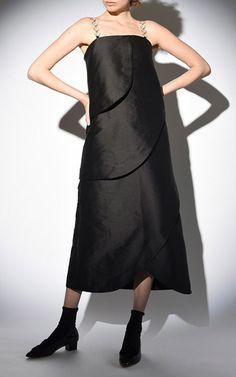 Spiral Long Dress by Isa Arfen | Moda Operandi