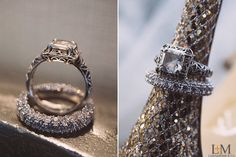 Wedding jewelry LeahandMark.com