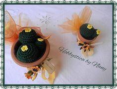 https://www.facebook.com/Hobbystica/ #madeinfacebook #maddine #handmade #handcrafted #handmadeitaly #crochet #wedding #favor #confetti #hobbysticabynany #instagood #picoftheday #instahandmade #instagram #instapic #instacool #photooftheday #instagood #bomboniere #piantegrasse #amigurumi #cactus
