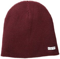 65cb9cab8ad Amazon.com  neff Men s Quill Beanie